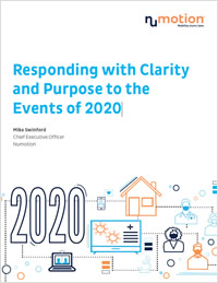 Responding with Clarity and Purpose to the Events of 2020